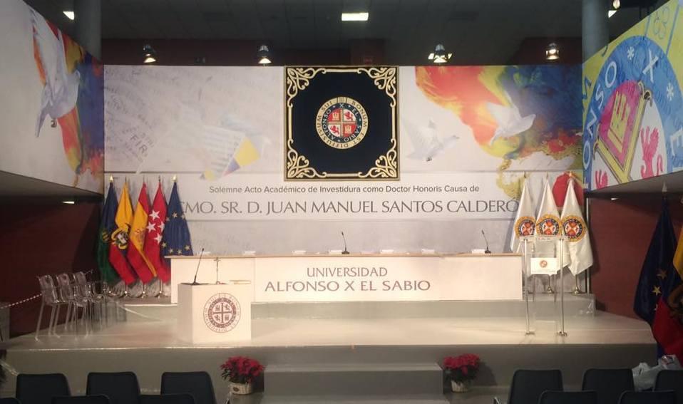 organizacion honoris causa
