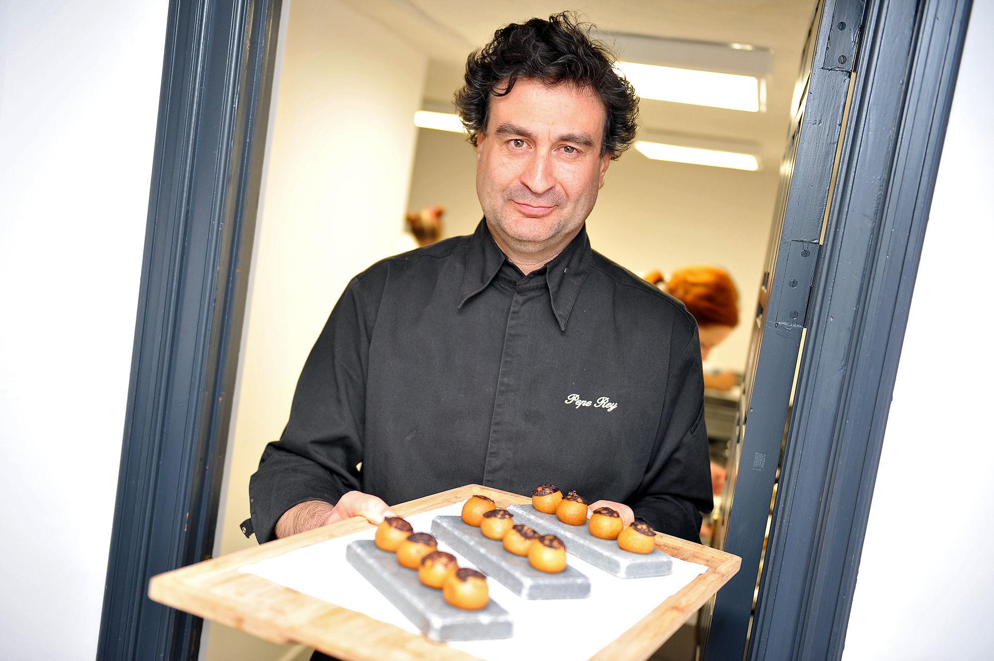 Internacional de Congresos Chef Pepe Rodríguez Restaurante El Bohio Obra Social La Caixa Store Toledo
