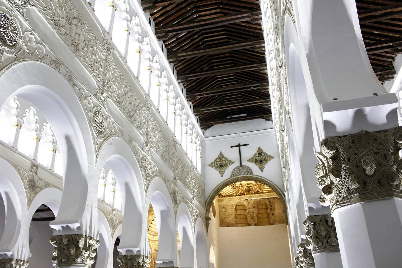 iberdrola y el arzobispado en la inauguracion de santa maria la blanca toledo