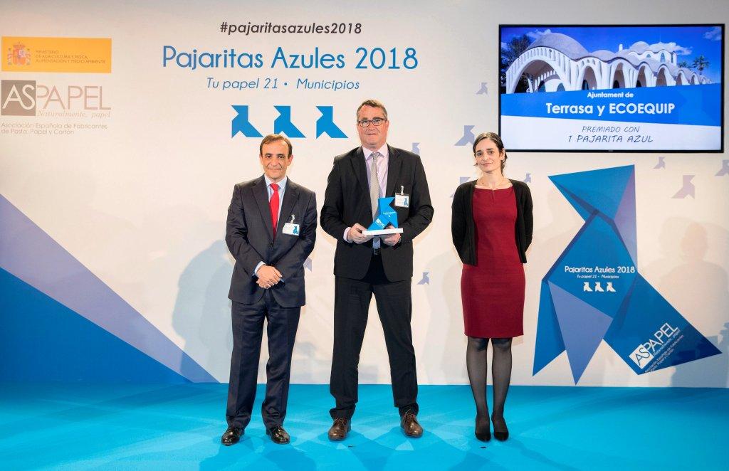Premios Pajaritas Azules 2018